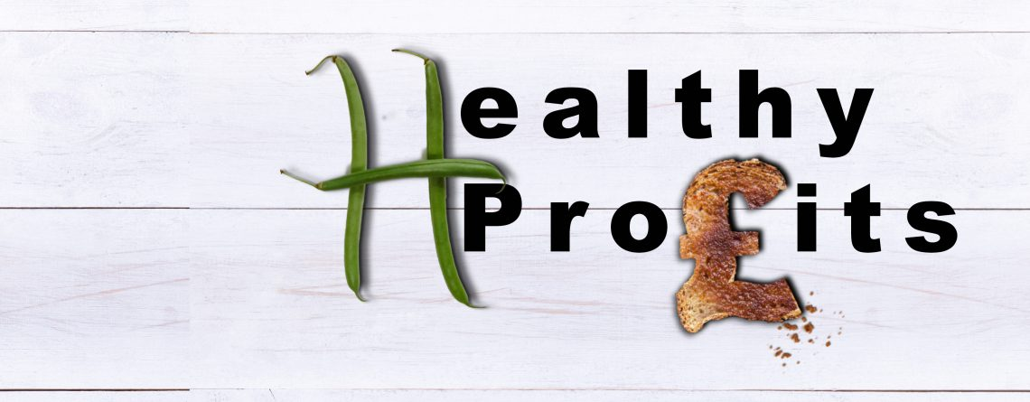 Healthy Profits book is now available